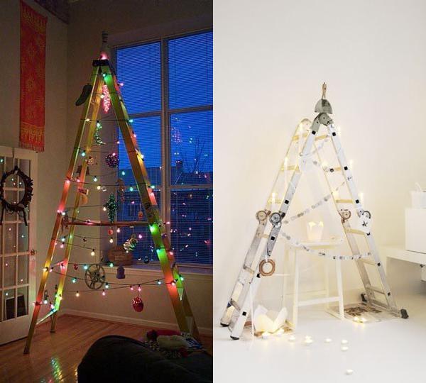 Новогодняя елка настоящего электрика
