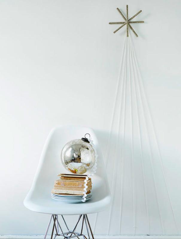 Новогодняя елка минималиста