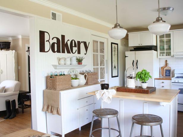 фото кухни в стиле шебби шик