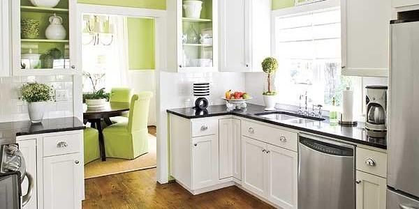 зеленые кухни-1