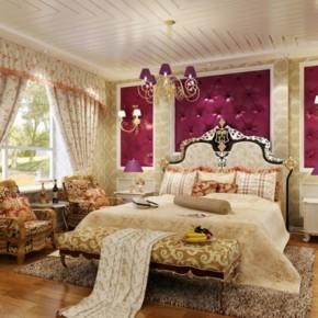 Дизайн спальни – фото 714