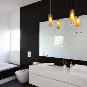 Ванные комнаты – фото 585