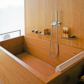 Оформление ванной – фото 578
