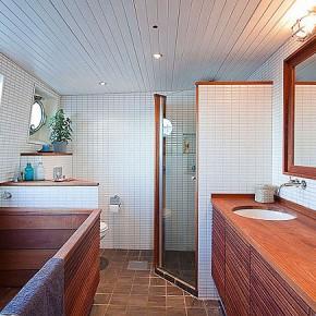Оформление ванной – фото 575