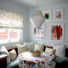 Гостиная комната – фото 611
