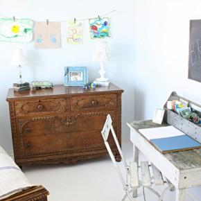 Дизайн детской комнаты – фото 610