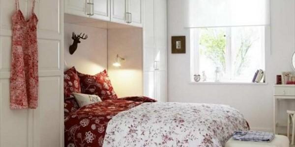 Дизайн маленькой спальни (10)