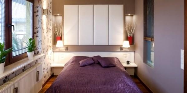 Дизайн маленькой спальни (13)