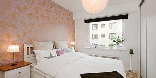 Дизайн маленькой спальни (14)