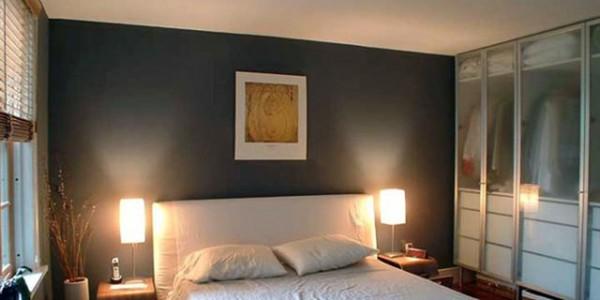 Дизайн маленькой спальни (3)