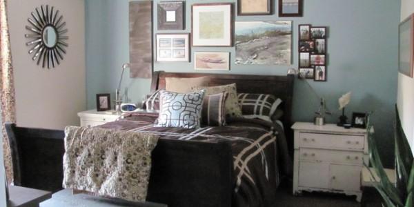 Дизайн маленькой спальни (6)