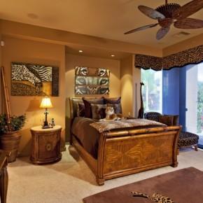 Спальня после ремонта – фото 503