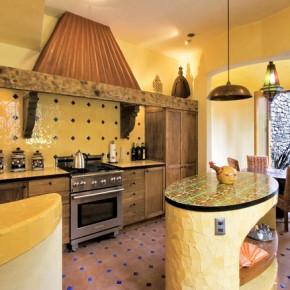 Кухня после ремонта – фото 619
