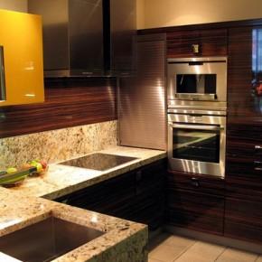 Дизайн кухни – фото 698