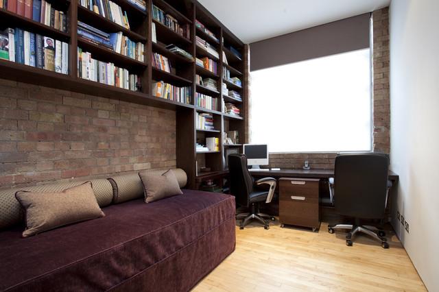 Интерьер комнаты студента