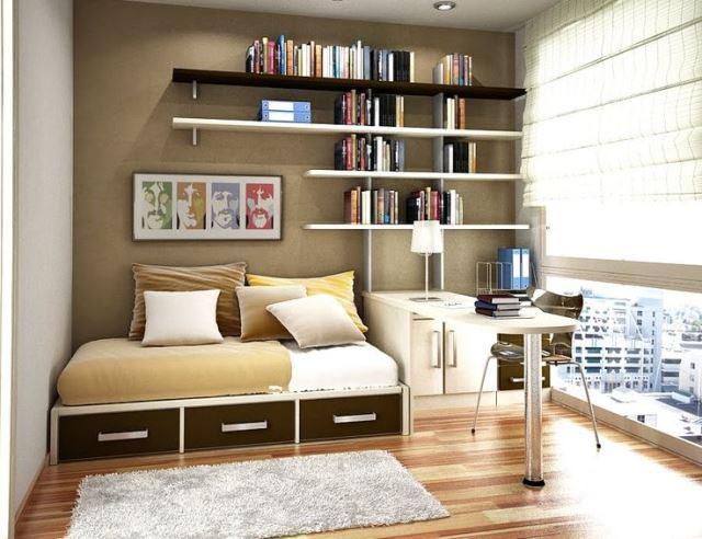 комната студента фото 8