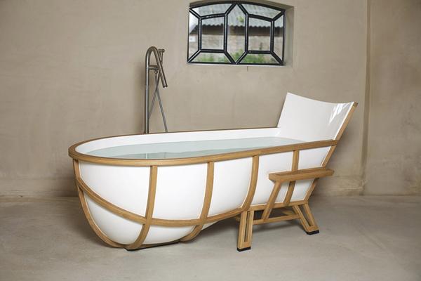 Необычная ванна фото
