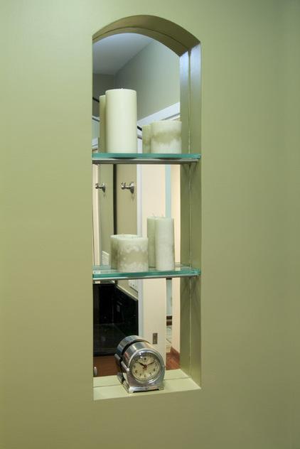 Зеркало в нише