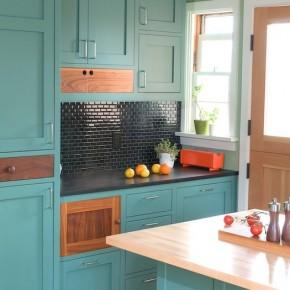 Ремонт кухни – фото 735