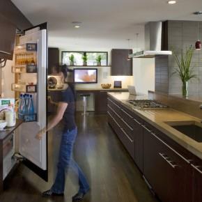 Оформление кухни – фото 733