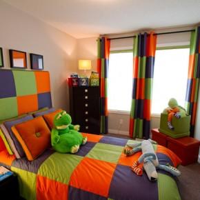 Дизайн проект спальни – фото 660