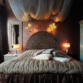 Спальня после ремонта – фото 512