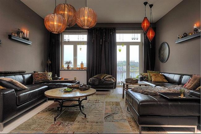 Роскошная квартира в Стокгольме, Швеция