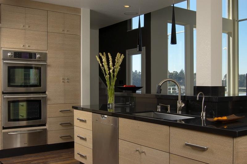 Плоские кухонные двери