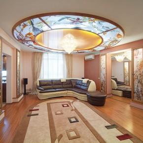 Ремонт гостиной – фото 663