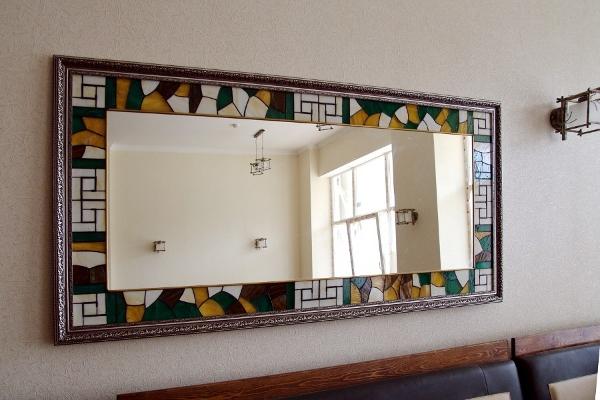Витражные зеркала