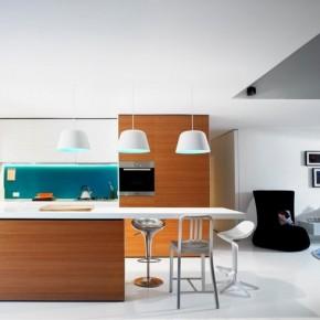 Дизайн проект кухни – фото 486