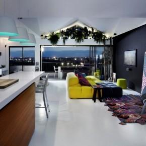 Дизайн гостиной – фото 485