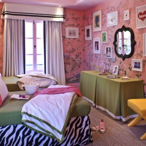 Детская комната – фото 432