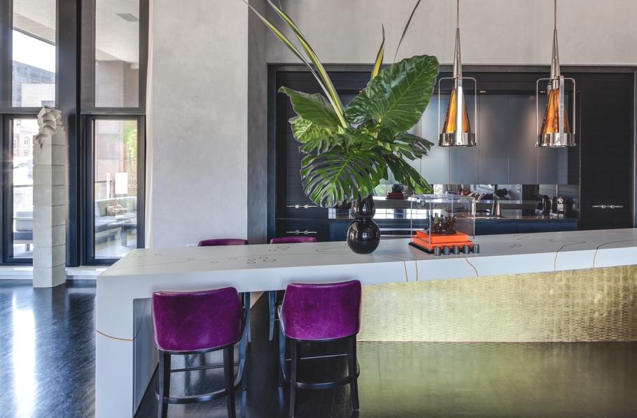 Дизайнерская квартира от Джеми Дрейка фото 10