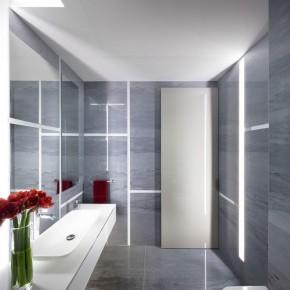 Дизайн ванной комнаты – фото 435