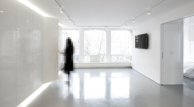 Двухкомнатная квартира дизайн гостиной