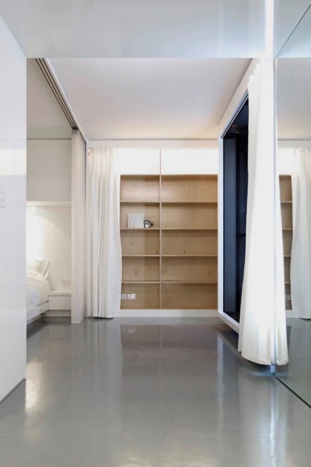 Двухкомнатная квартира дизайн интерьера