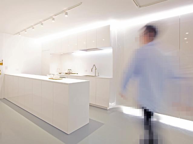 Двухкомнатная квартира дизайн кухни