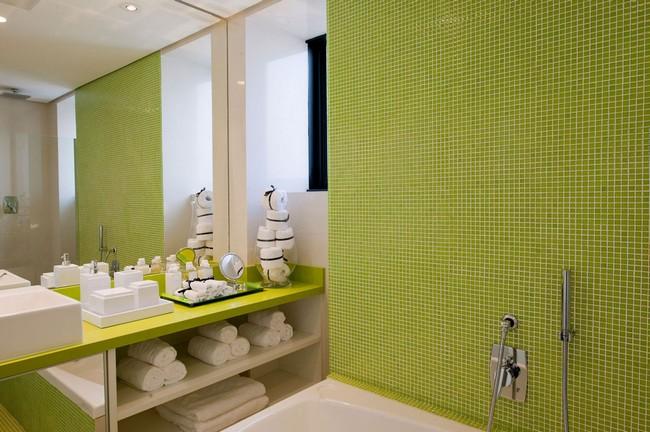 Стильная квартира - ванная