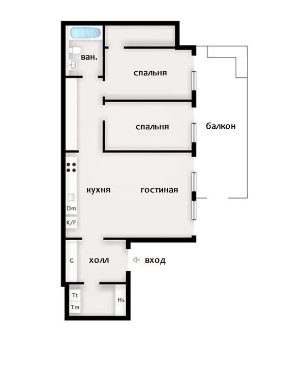 Kungsholmen-Modern-Apartment-19-1-Kindesign