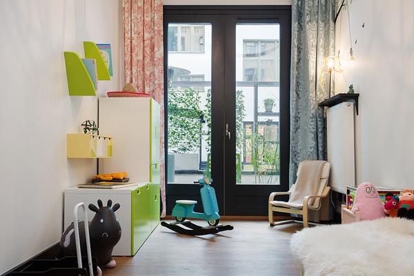 Kungsholmen Modern Apartment-10-1 Kindesign