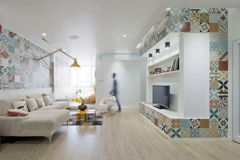 уютная квартира - гостиная