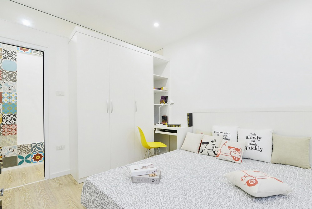 уютная квартира - фото спальни