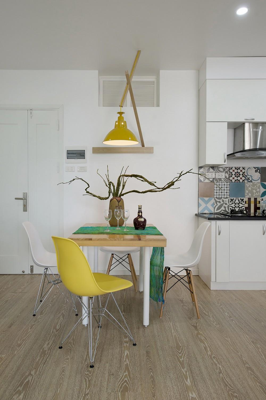 уютная квартира - фото кухни