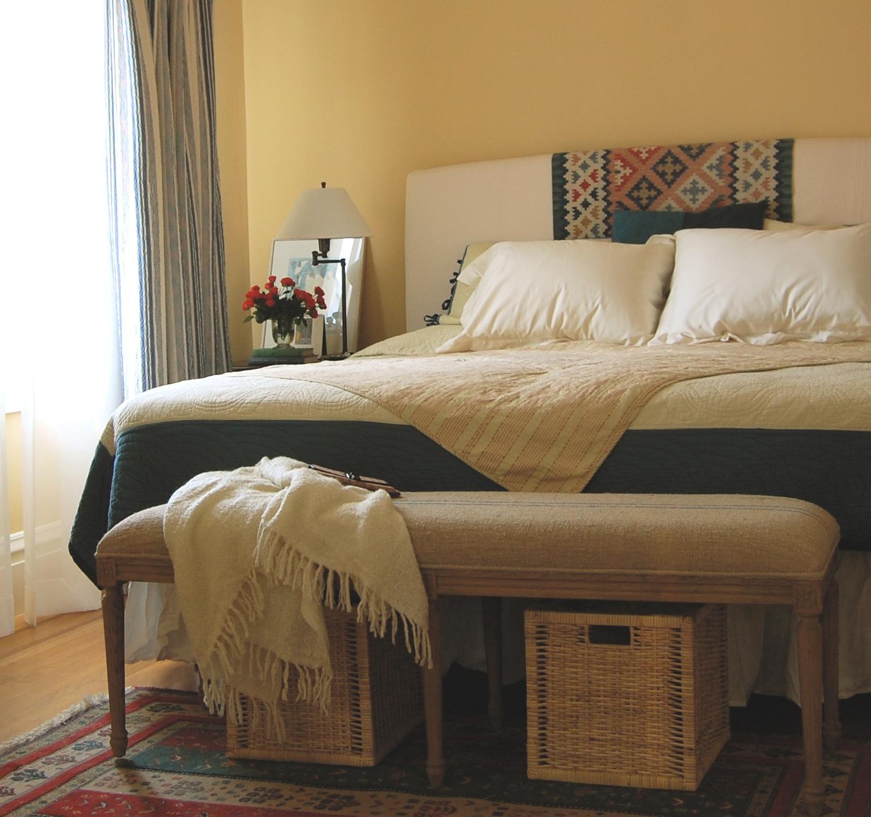 осенняя спальня фото