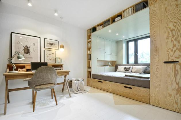 Дизайн комнаты 14 кв. м  фото (1)