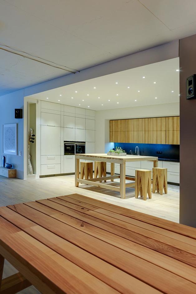 Дизайнерский ремонт квартиры фото (4)