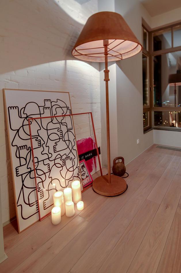 Дизайнерский ремонт квартиры фото (7)