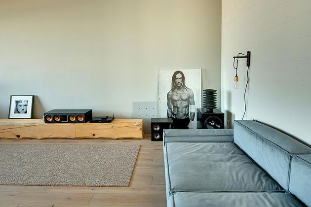 Дизайнерский ремонт квартиры фото (9)
