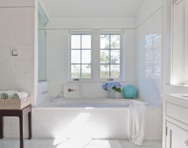 Окно в ванной комнате фото (12)